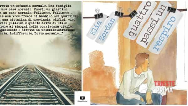 """Alla Lovat """"quattro passi, un respiro"""", il nuovo libro di Elia Zordan"""
