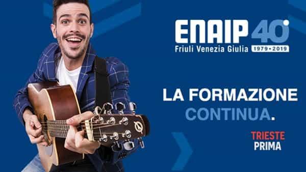 40 anni di EnAIP FVG, al Miela due giorni di festa con Lorenzo Baglioni ed Enrico Bertolino