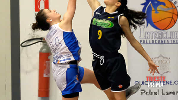 Basket femminile, finale play off: Super Interclub! Batte nettamente Moncalieri e fa sua gara 1 (FOTO)