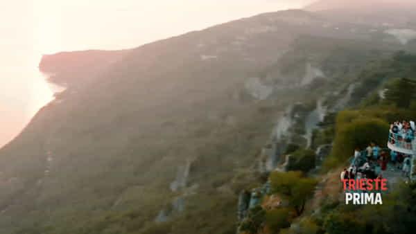 Sospesi tra Carso e mare: Trieste Soundscapes conquista la Vedetta (VIDEO)