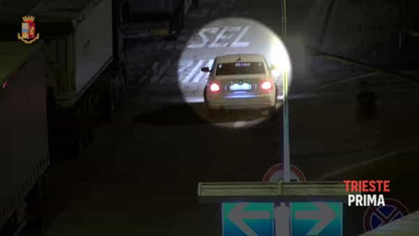 Furti in tutto il nord Italia con auto a noleggio slovene, sgominata banda criminale