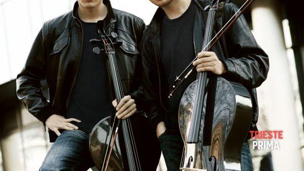 2 Cellos a Trieste: il fenomeno mondiale arriva al Politeama Rossetti