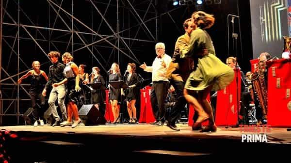 Al Kulturni Dom atmosfere di Broadway con la Trieste Early Jazz Orchestra