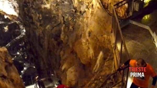 """27 novembre """"cronotraversata del maestro"""": ritorna l'emozionante gara di corsa in grotta gigante-2"""