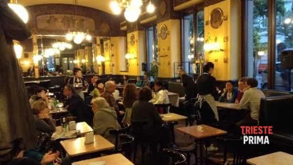 Presentazione della rivista Europea al Caffè San Marco - Venerdi 24 Giugno alle 18.00