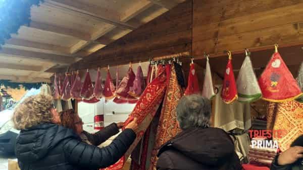 Apre il Mercatino francese al Villaggio natalizio d'oltralpe in piazza Sant'Antonio Nuovo