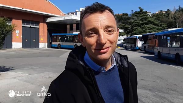 """""""Torneremo a farvi sorridere più forte di prima"""", l'emozionante video di Trieste Trasporti"""