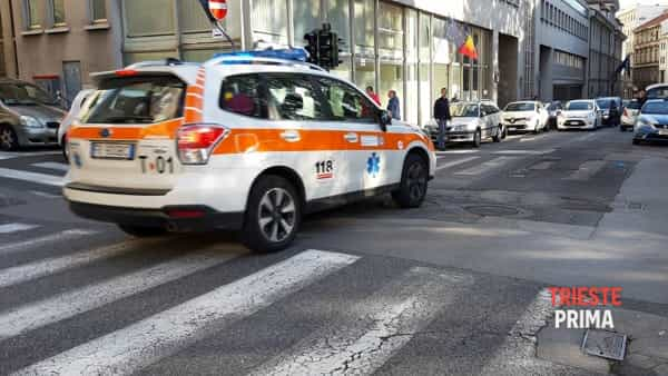 Incidente in via Udine: insulti e minacce di morte ad un medico del 118