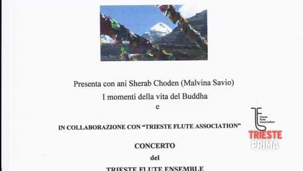 Sabato festa del buddhismo tibetano a Trieste