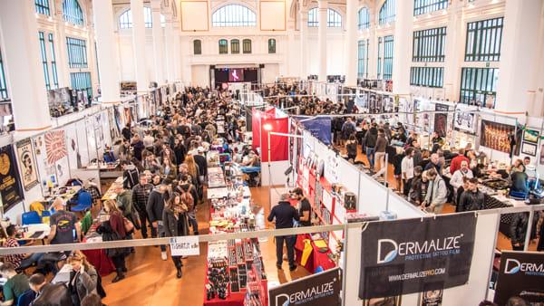 International Tattoo Expo di Trieste: tre giorni di tatuaggi con 200 professionisti