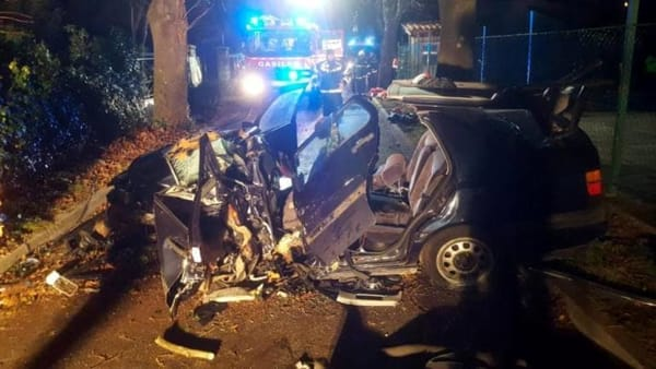 Incidente mortale in Carso la notte di Capodanno