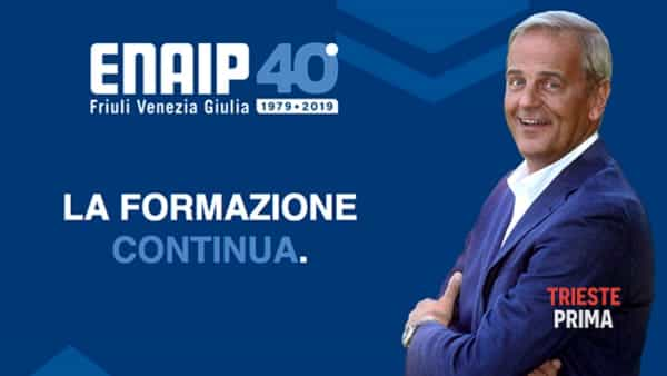 Enrico Bertolino per i 40 anni dell'Enaip, al Miela la serata gratuita