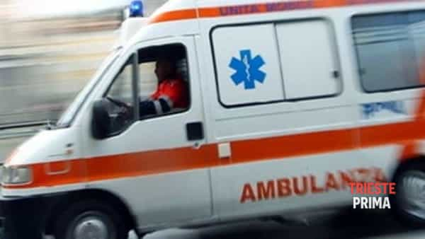 Incidente in via Svevo: investito pedone di 76 anni