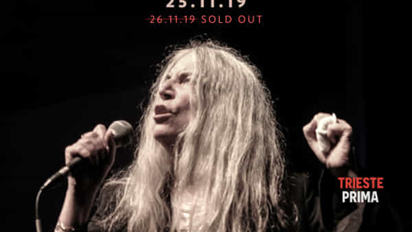 Patti Smith fa sold out: annunciata una nuova data