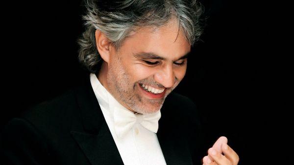 Andrea Bocelli in Slovenia, il tenore italiano sabato 19 novembre in concerto a Lubiana