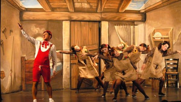 """Teatro in dialetto triestino: spettacolo musicale """"El signor Dracula"""""""