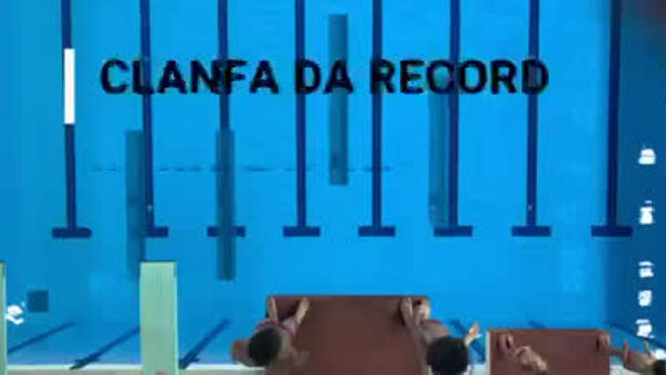 La Triestina Nuoto all'Olimpiade delle Clanfe: si tuffano in 40, battuto ogni record (VIDEO)
