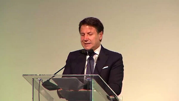 Giuseppe Conte chiude Esof, guarda l'intervento integrale (VIDEO)