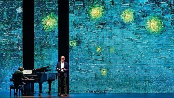 """""""La Grande Storia dell'Impressionismo"""": Marco Goldin e Remo Anzovino al Rossetti"""
