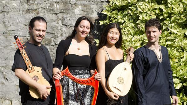 Concerti: primo appuntamento al castello di Miramare con l'Ensemble Dionea