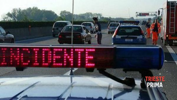 Incidente in A4, viabilità nuovamente congestionata