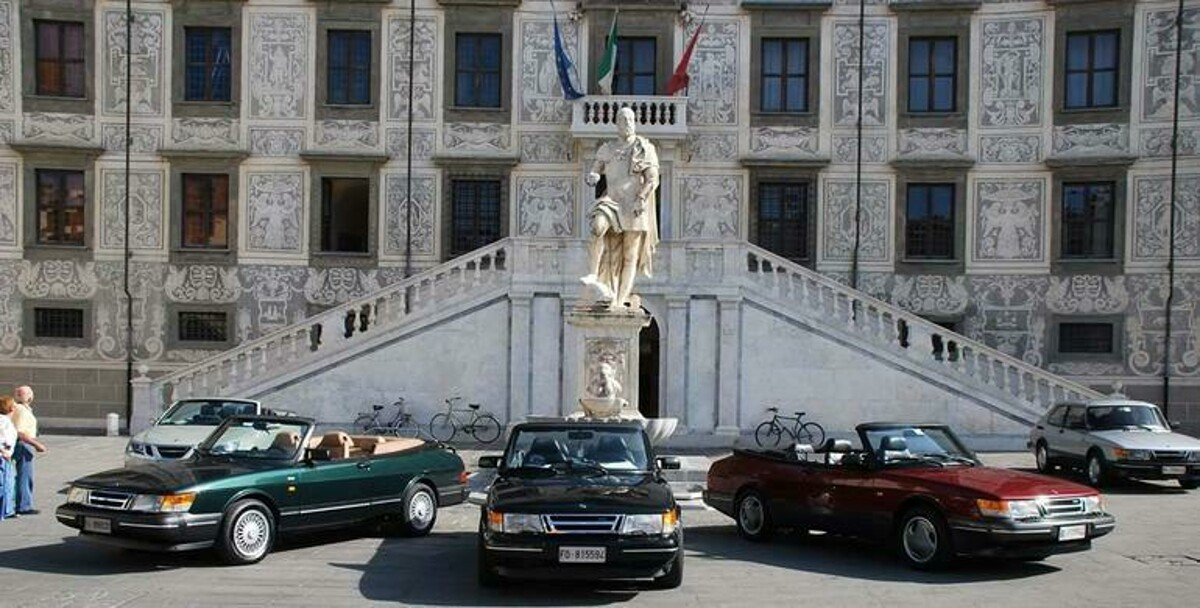 Un weekend tra le Saab: a Trieste il 18esimo Raduno nazionale