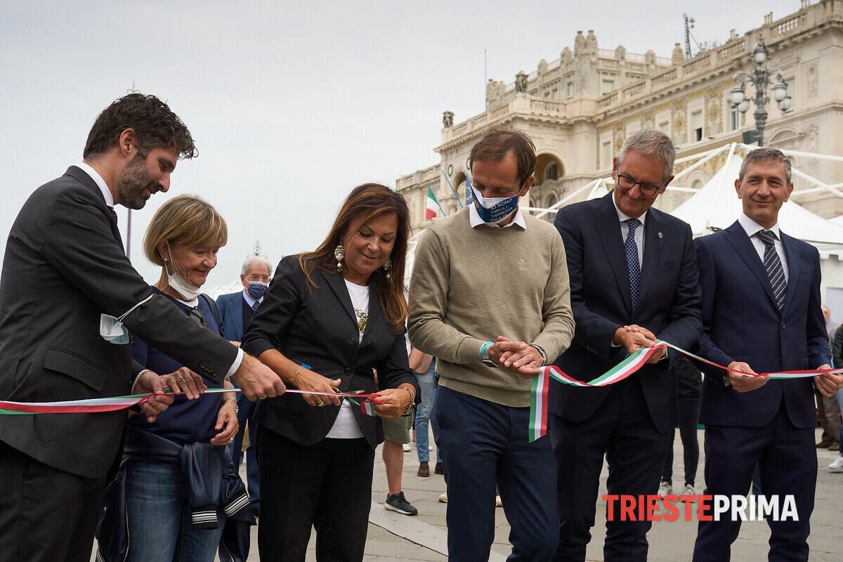 Trieste Next compie 10 anni, il festival della ricerca scientifica invade piazza Unità