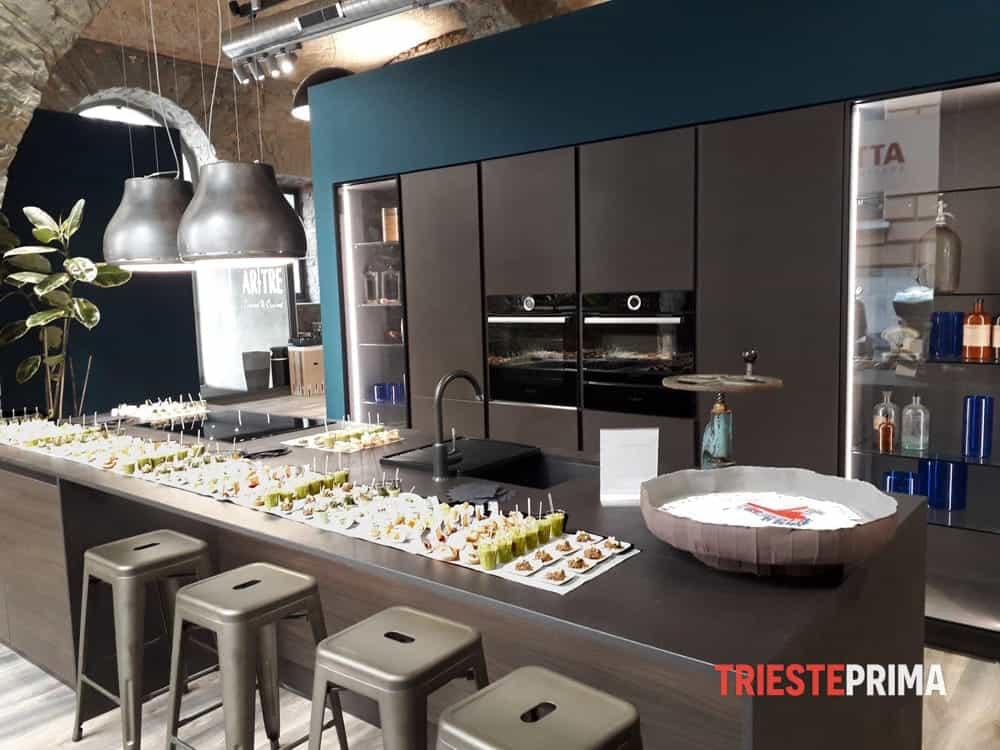 Design E Cucine Inaugurata La Nuova Sede Di Zanutta Foto
