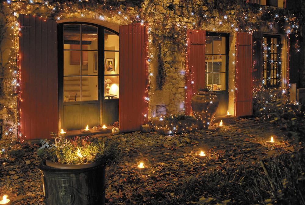 Addobbi Natalizi Giardino.Natale Idee E Consigli Per Decorare Il Giardino