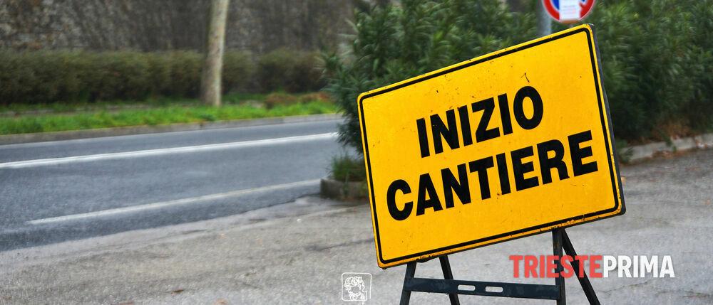Lavori di asfaltatura: da lunedì al via ai cantieri a Borgo San Sergio, Valmaura e Campi Elisi