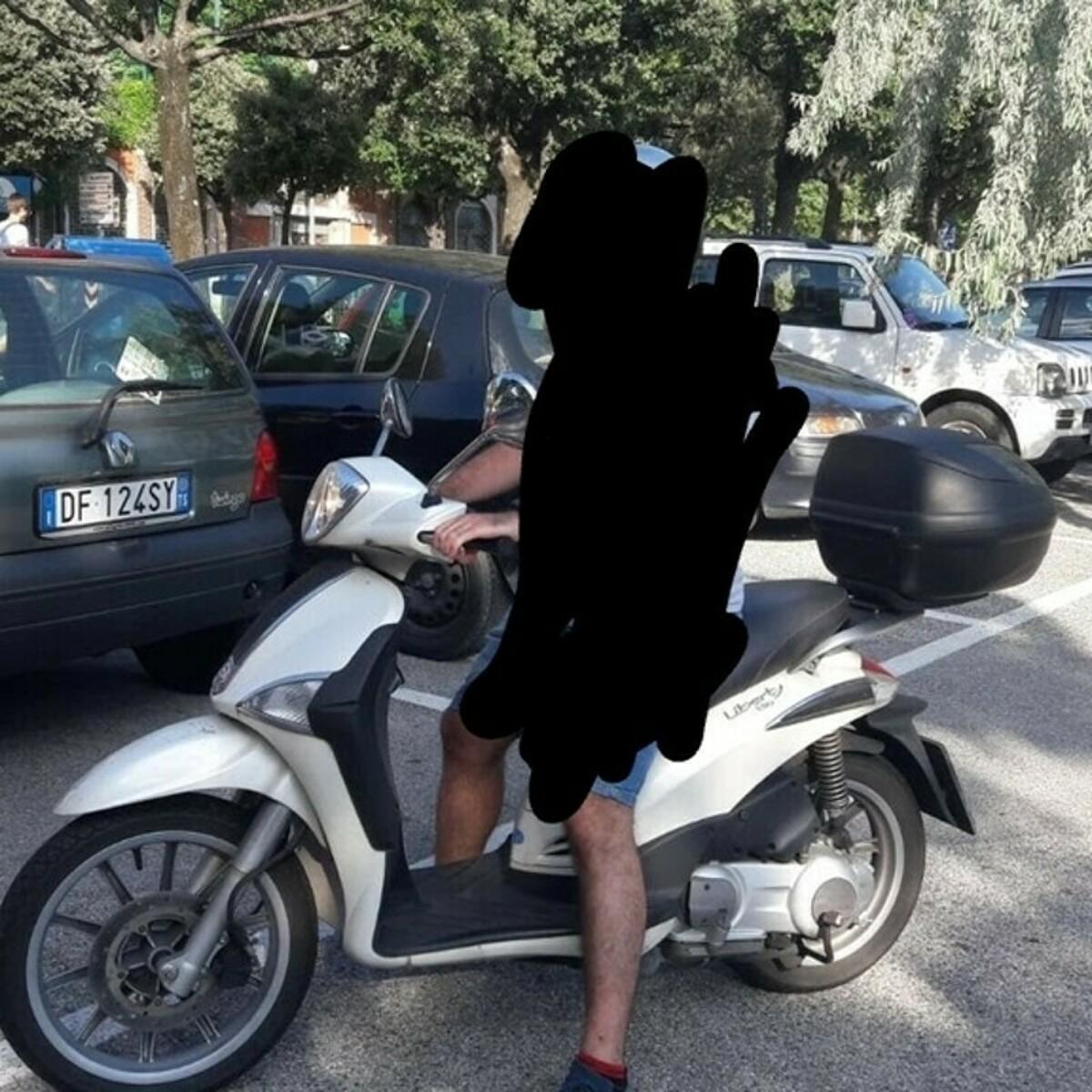 Scooter rubato nella notte a San Vito: l'appello del proprietario