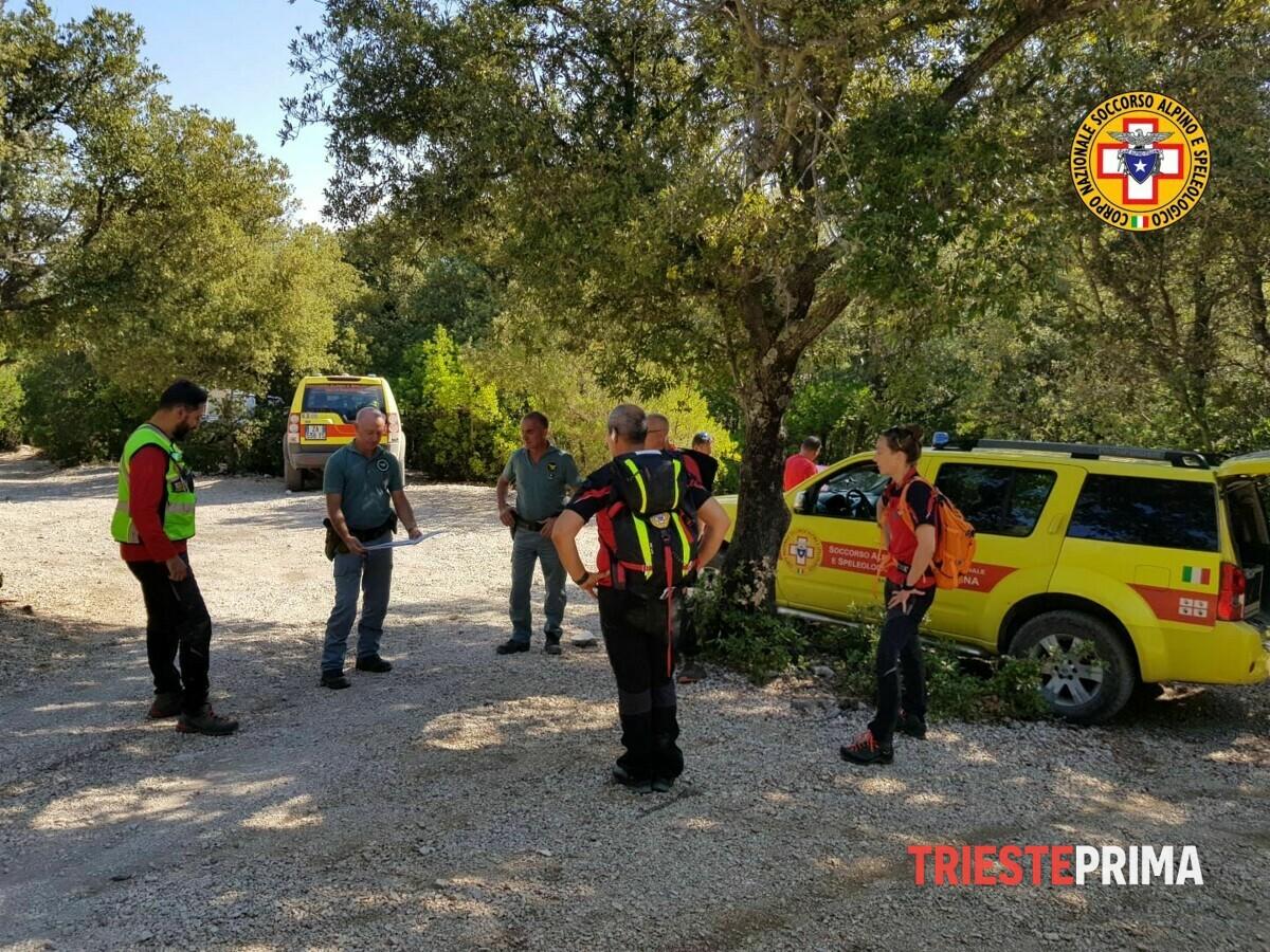 Disperso da tre giorni in Sardegna: ancora nessuna traccia del 55enne di Grado