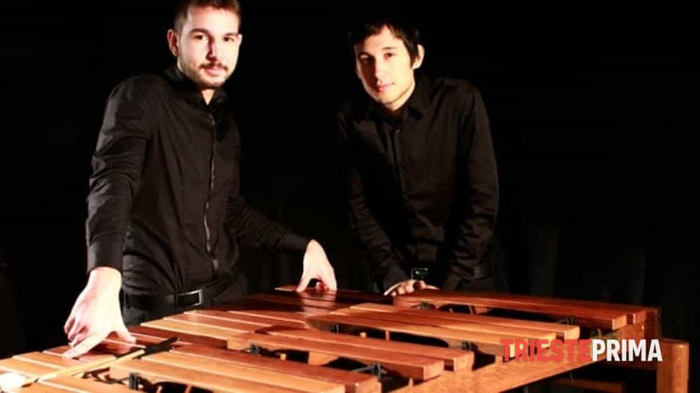 "Gli ""Zari percussion duo"""