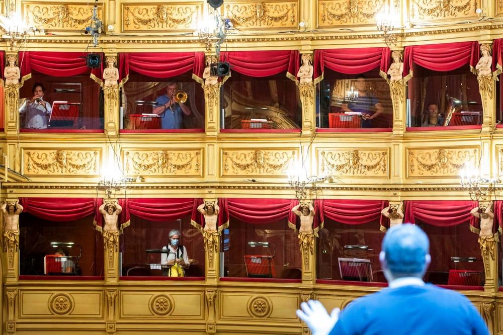 Foto: Teatro Verdi (Facebook)