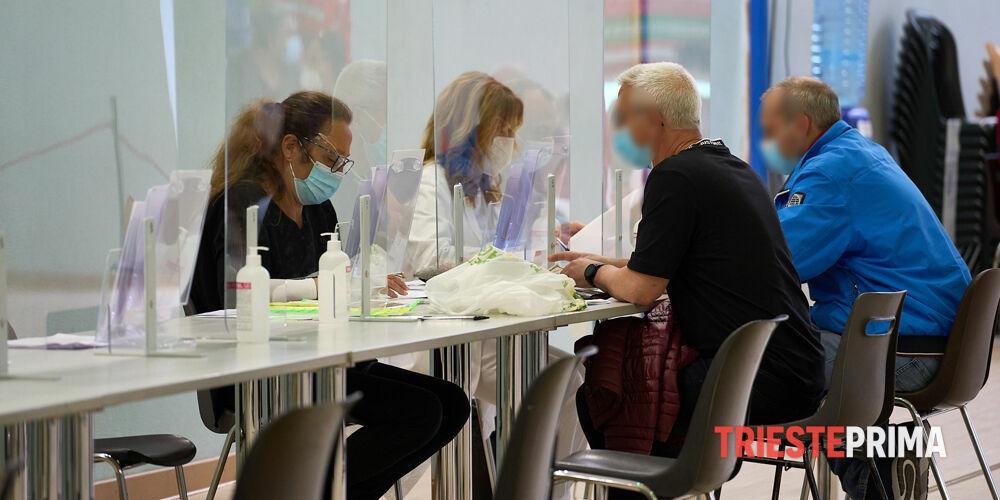 Covid: in Fvg 90 nuovi casi, nessun decesso a Trieste