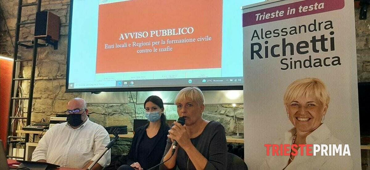 L' europarlamentare Sabrina Pignedoli a sostegno di Alessandra Richetti